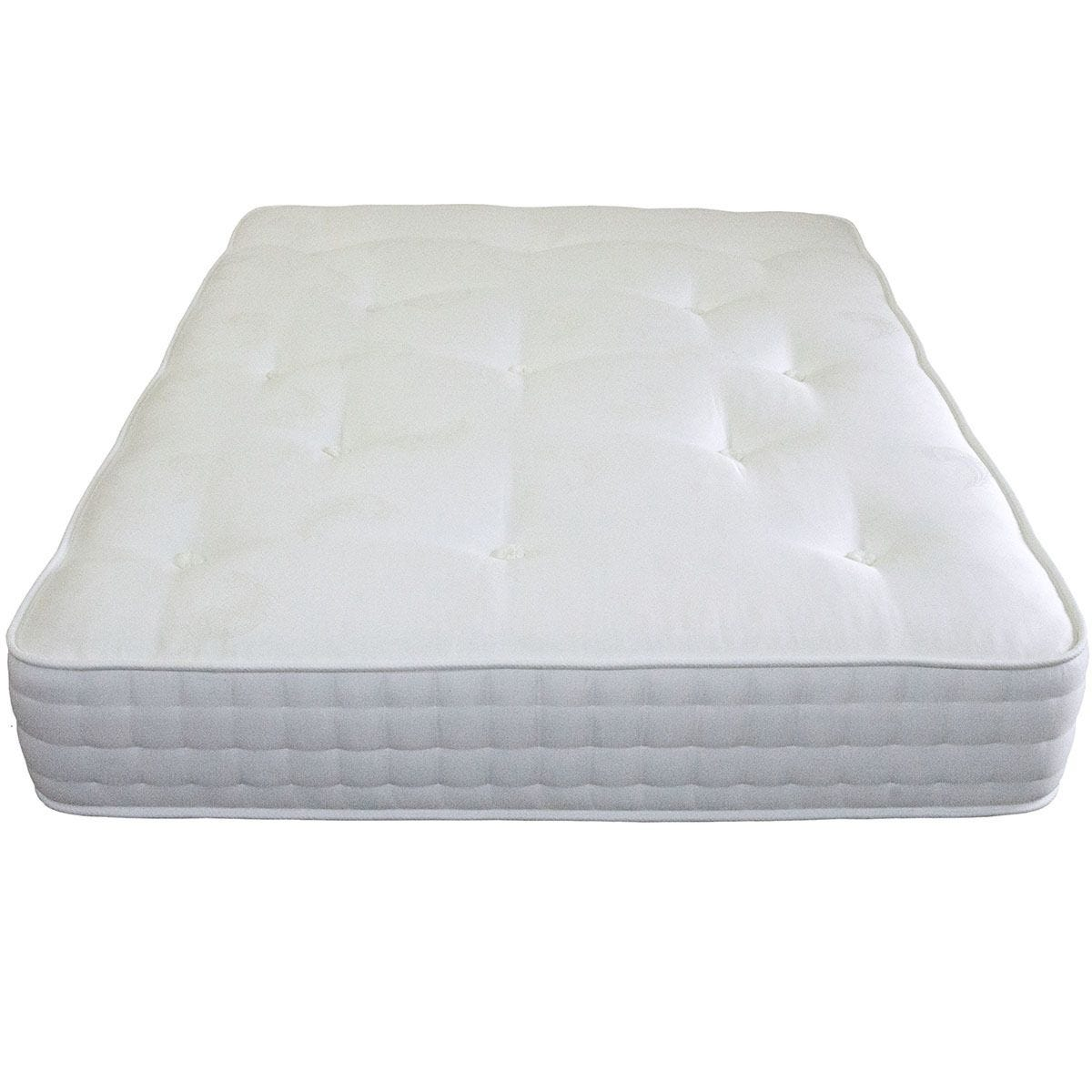Comfy Deluxe 1000 Pocket Royal Mattress - White
