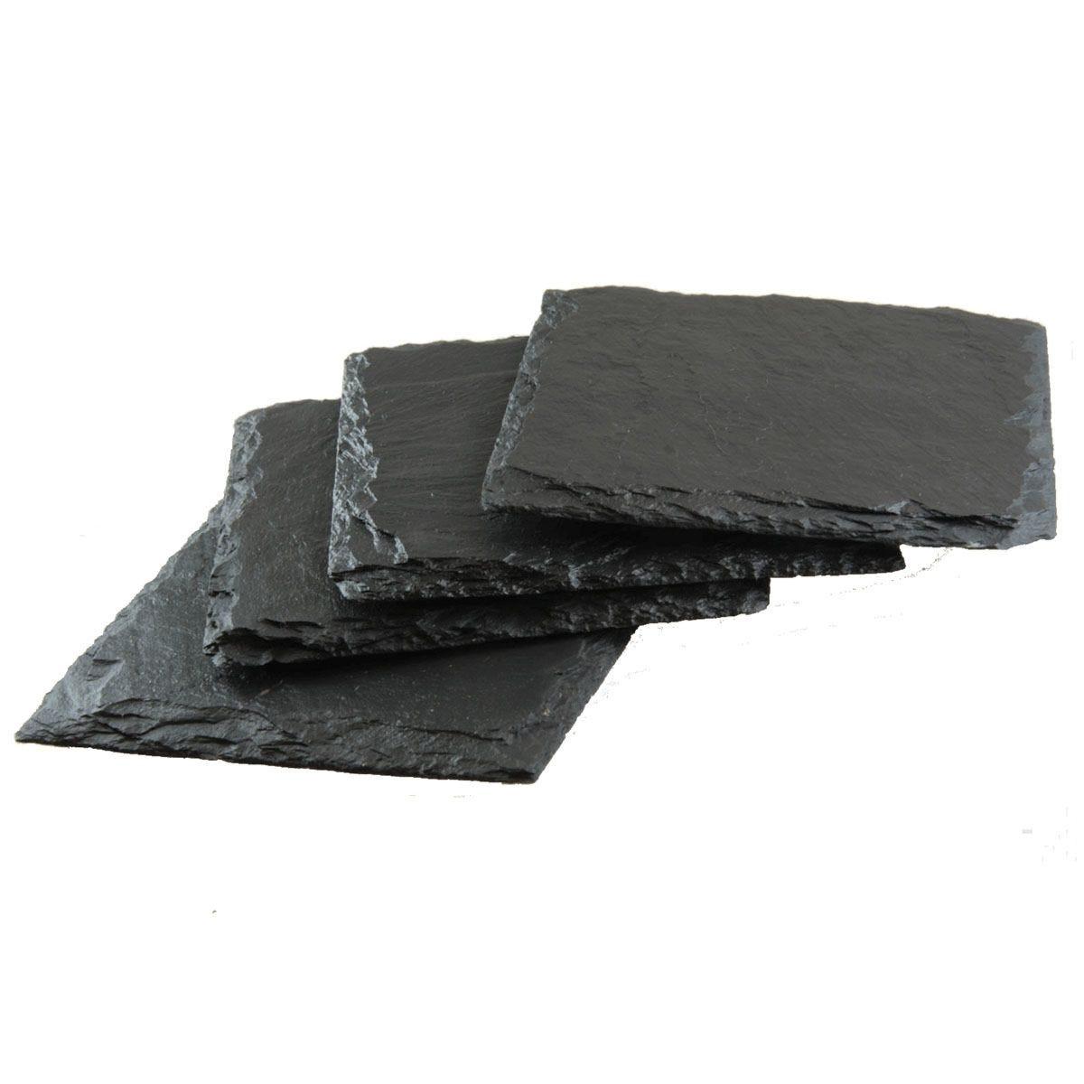 Apollo Slate Coasters - 4 Pack