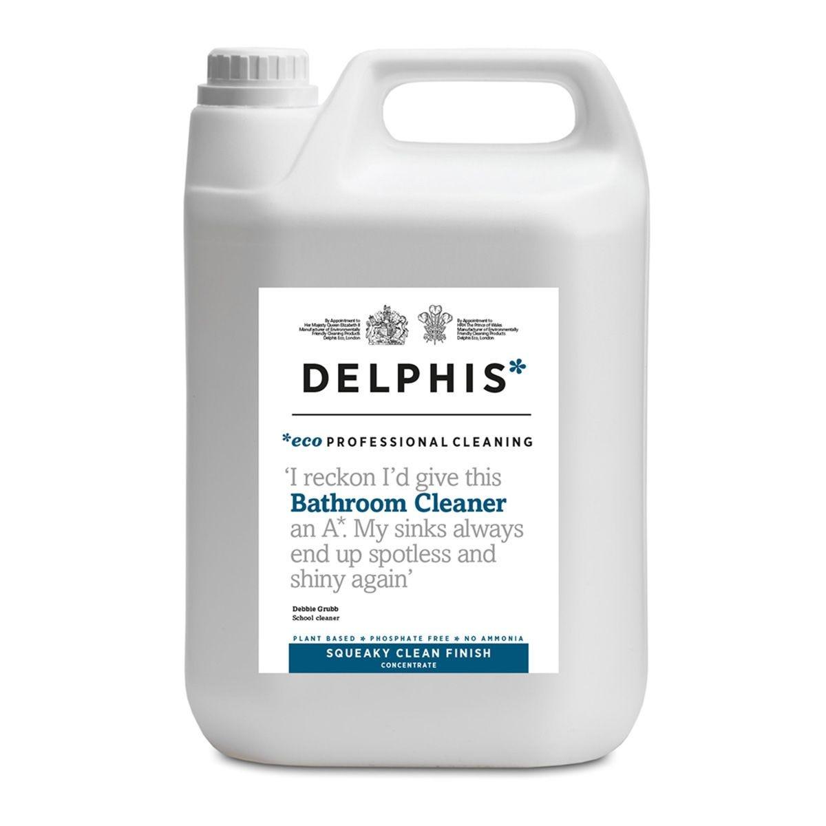 Delphis Bathroom Cleaner Refill - 5L