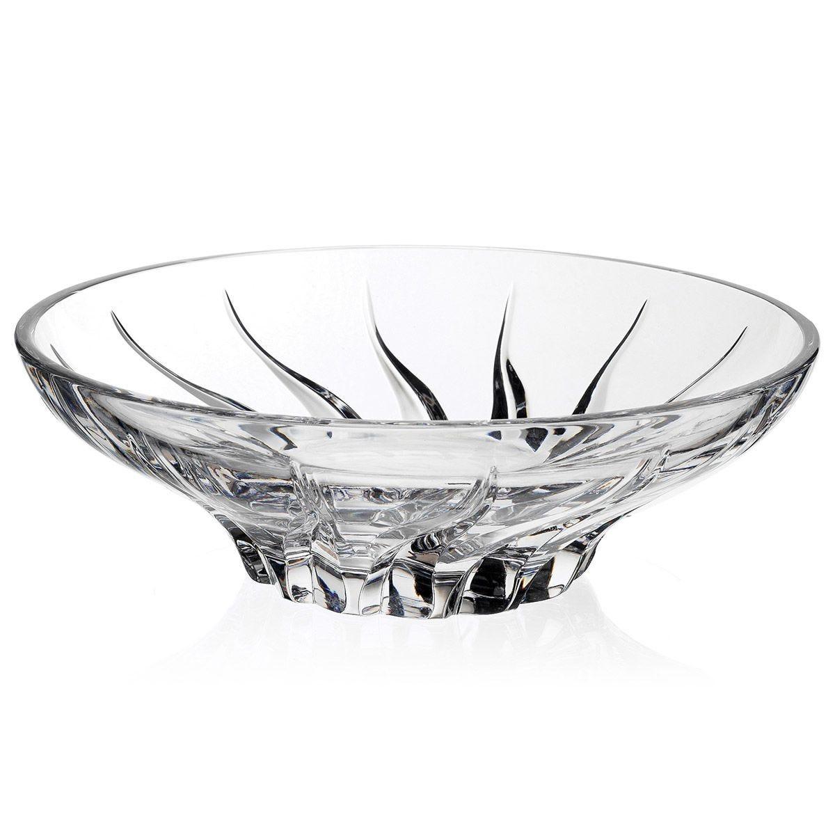 RCR Trix Italian Crystal Decorative Centrepiece Bowl