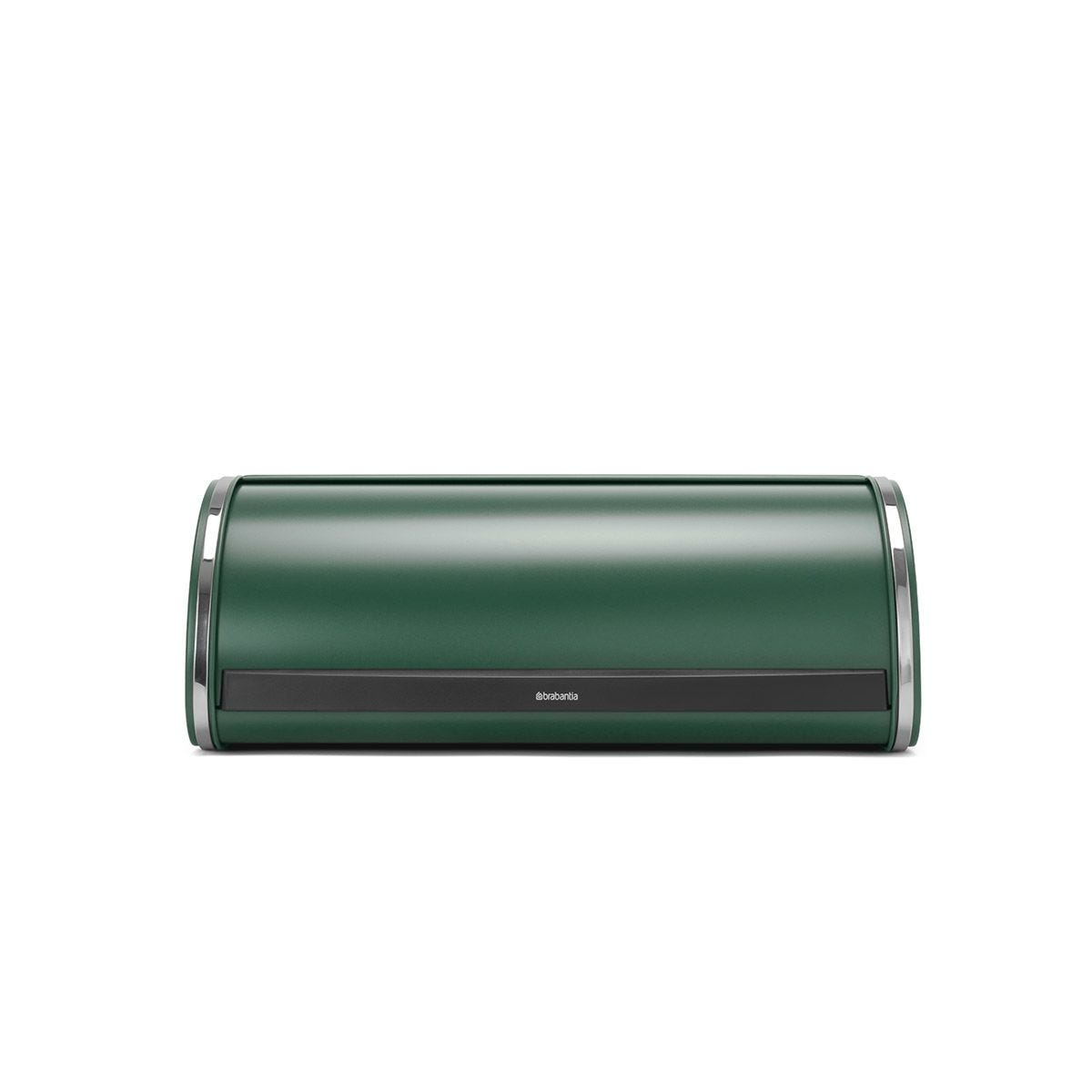 Brabantia Roll Top Bread Bin - Pine Green