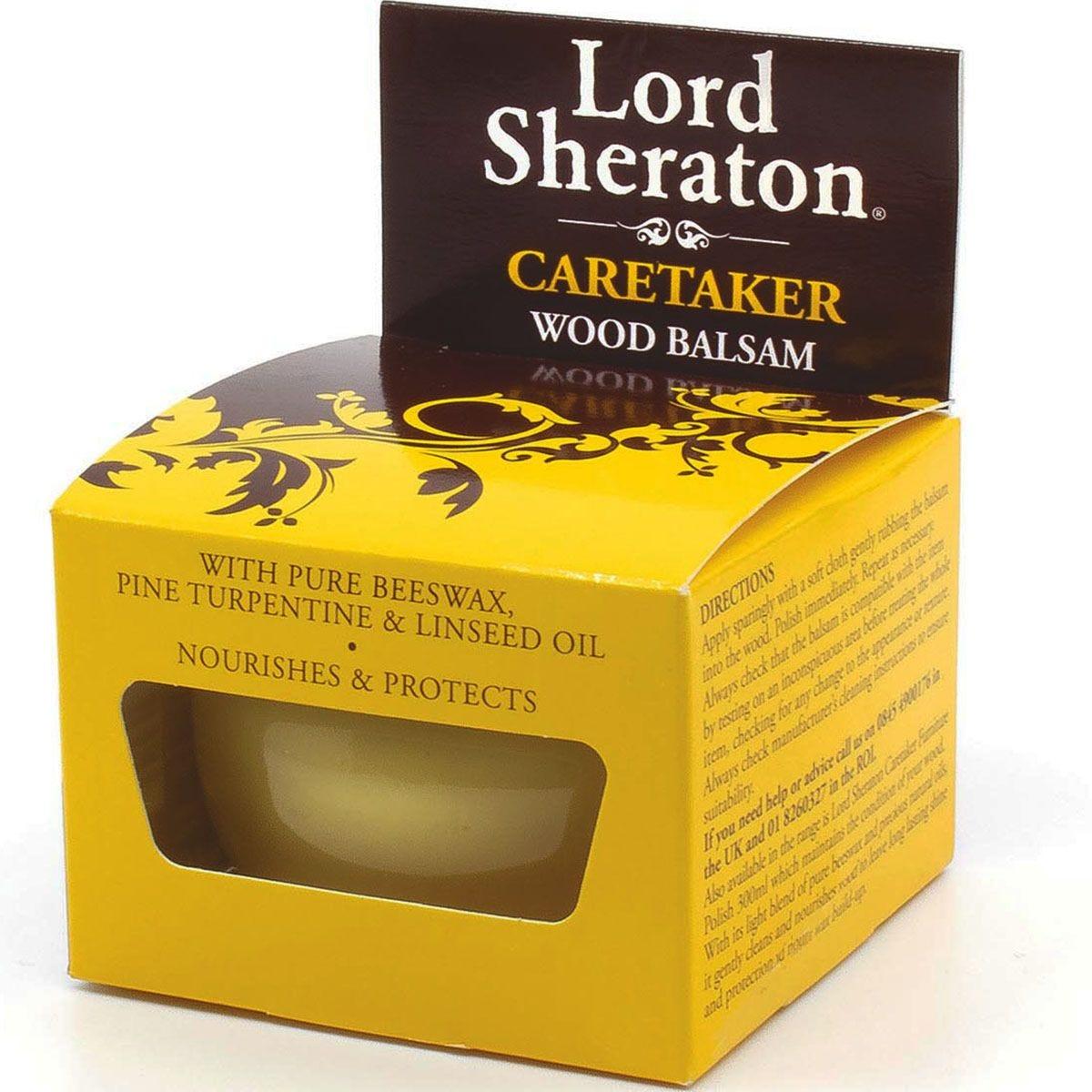 Lord Sheraton Caretaker Wood Balsam 75ml