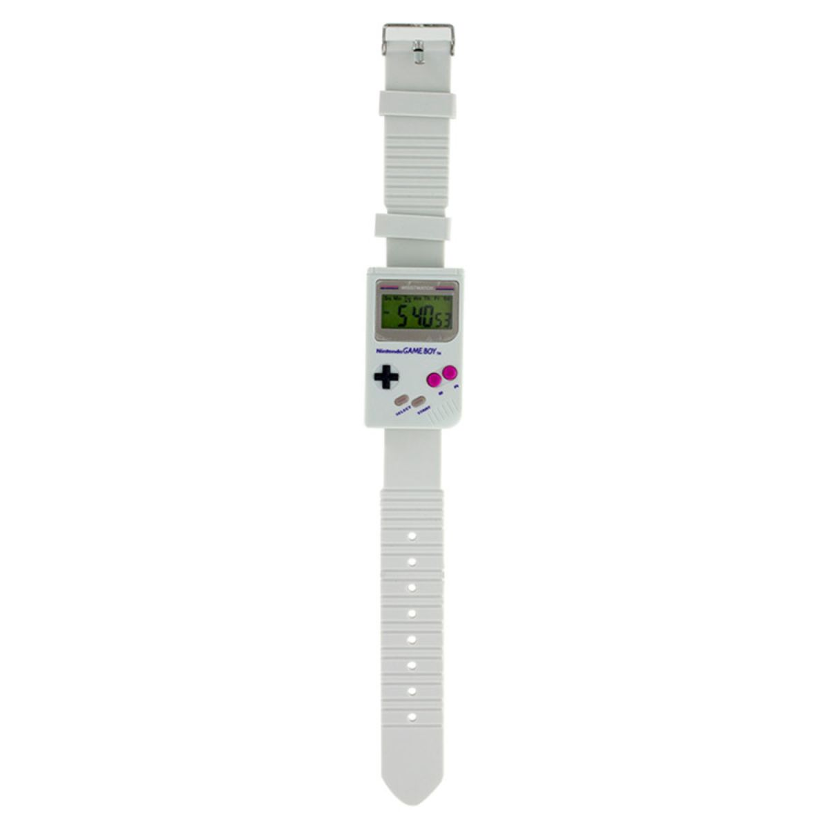 Gameboy Watch Grey Robert Dyas