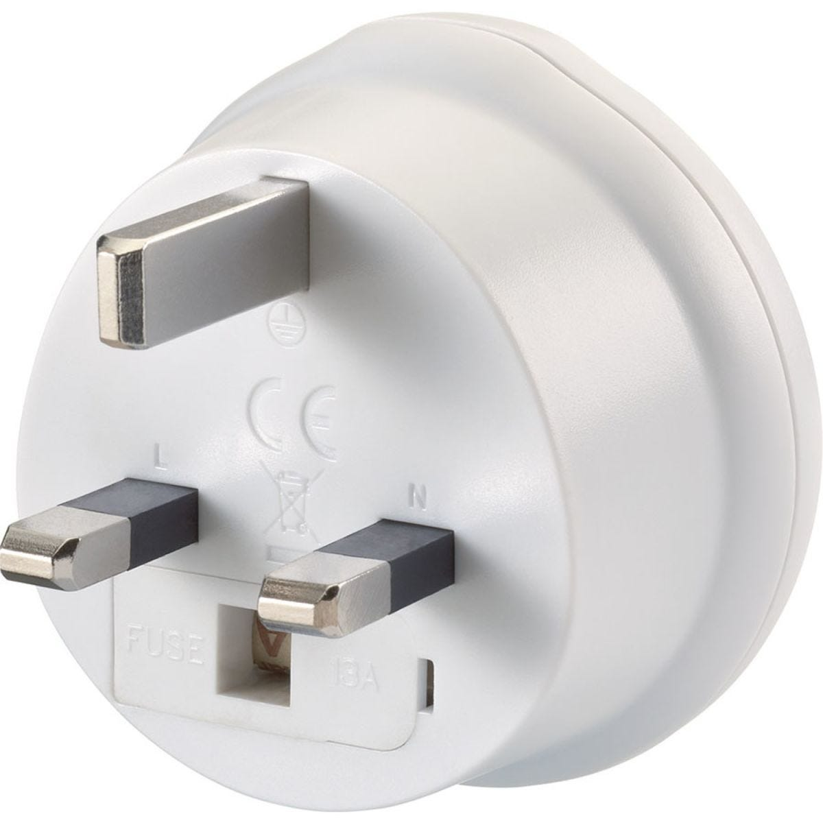 Go Travel USA to UK Adapter