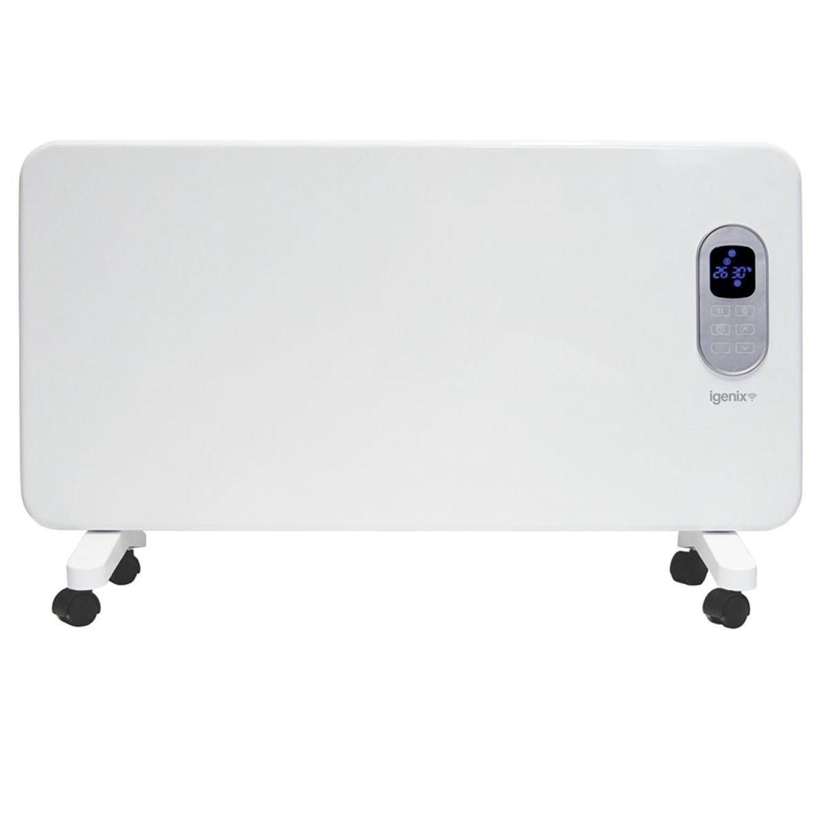 Igenix 2000W Wi-Fi Enabled Panel Heater - White