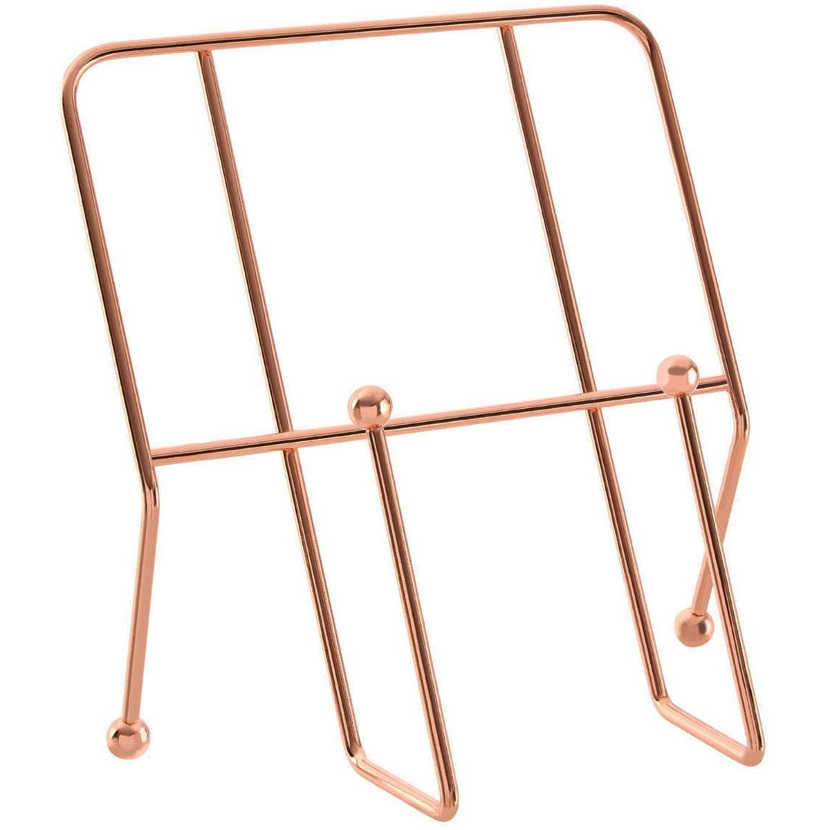 Premier Housewares Copper Cookbook Stand