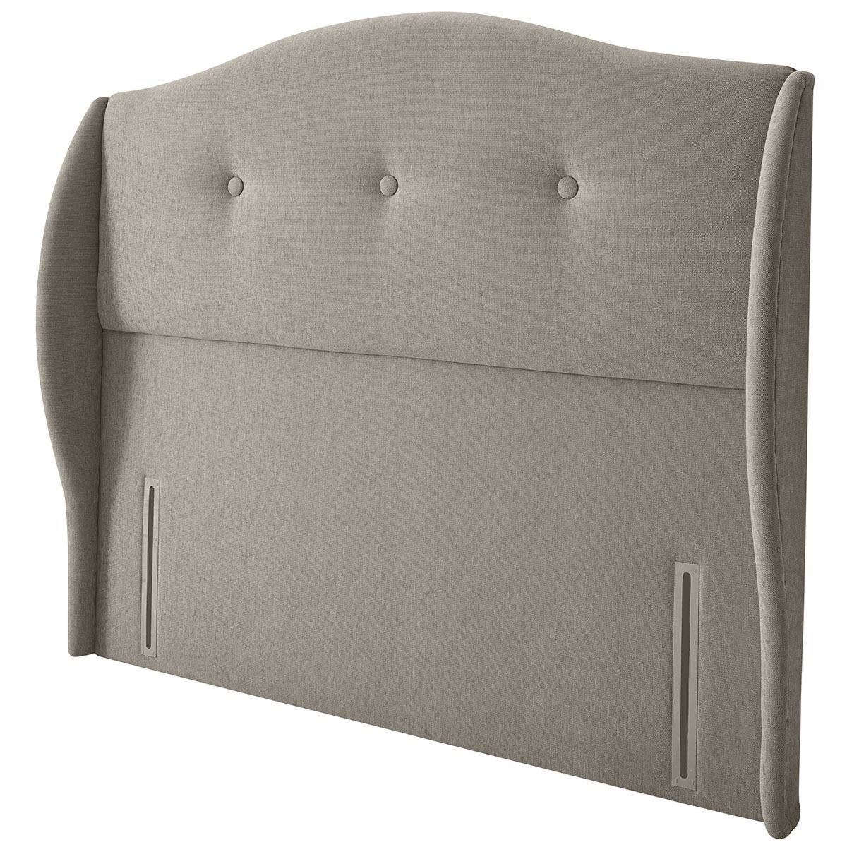Silentnight Camden Sand Headboard - Super King