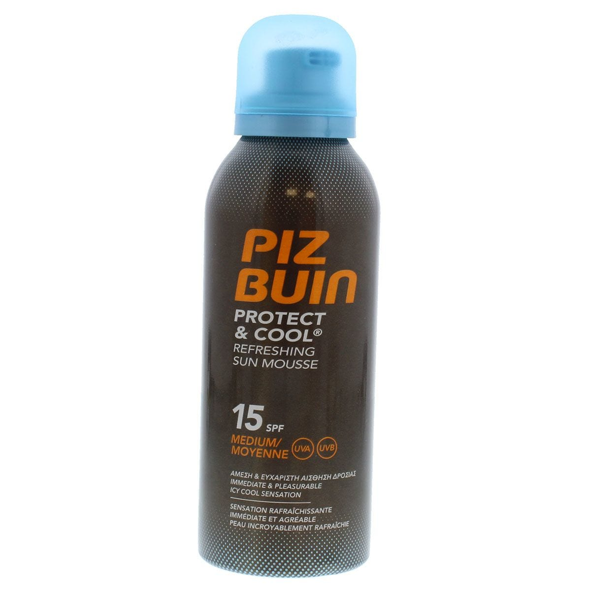 Piz Buin Protect & Cool Mousse - SPF15