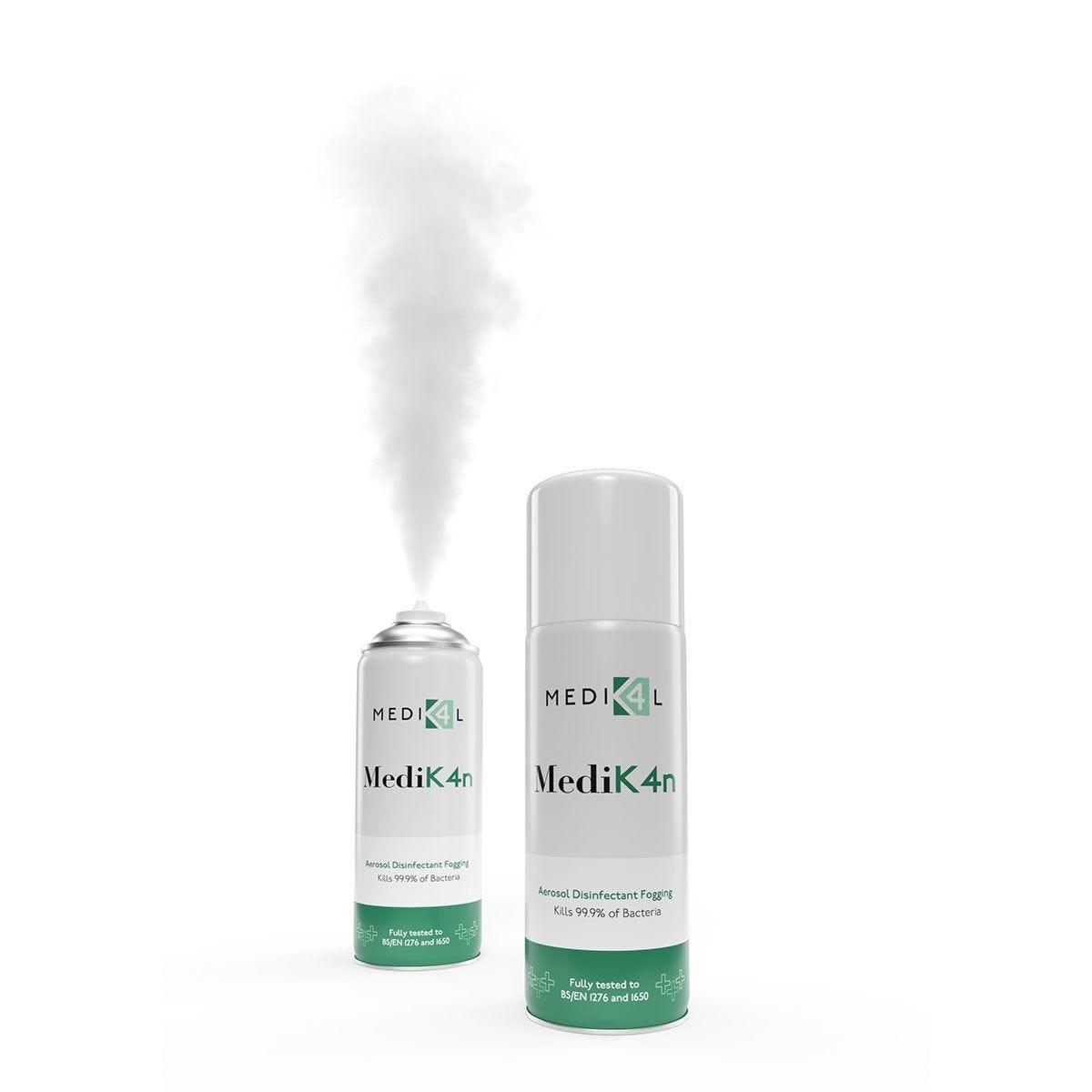 Medik4n Aerosol Disinfectant Fogger Can - 150ml
