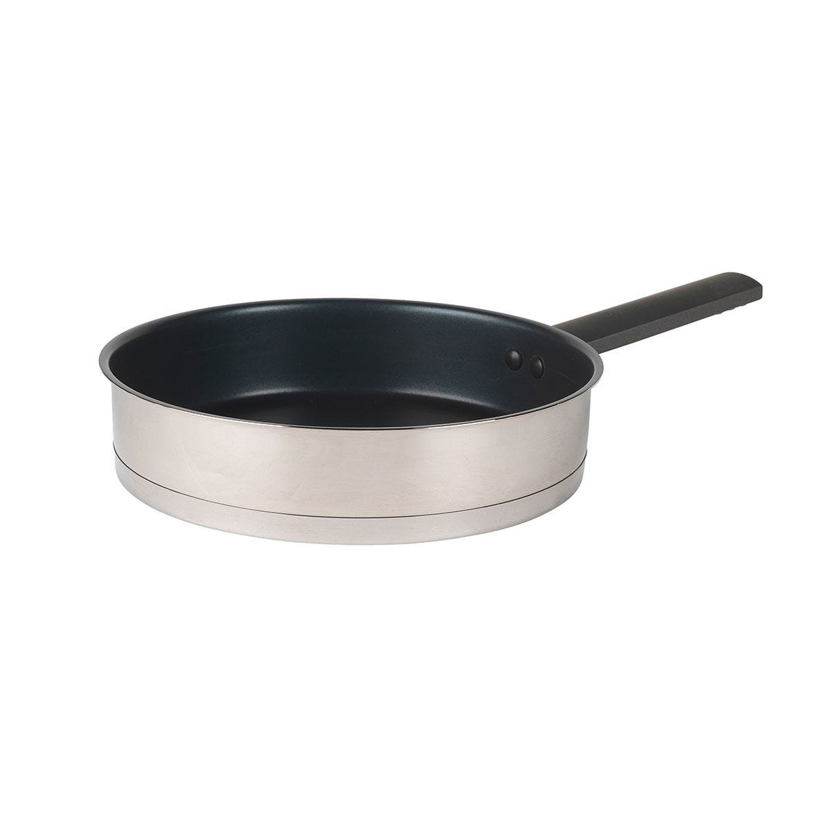 Russell Hobbs RH01159EU Excellence Collection Dual-Layer Non-Stick Frying Pan 24cm - Stainless Steel