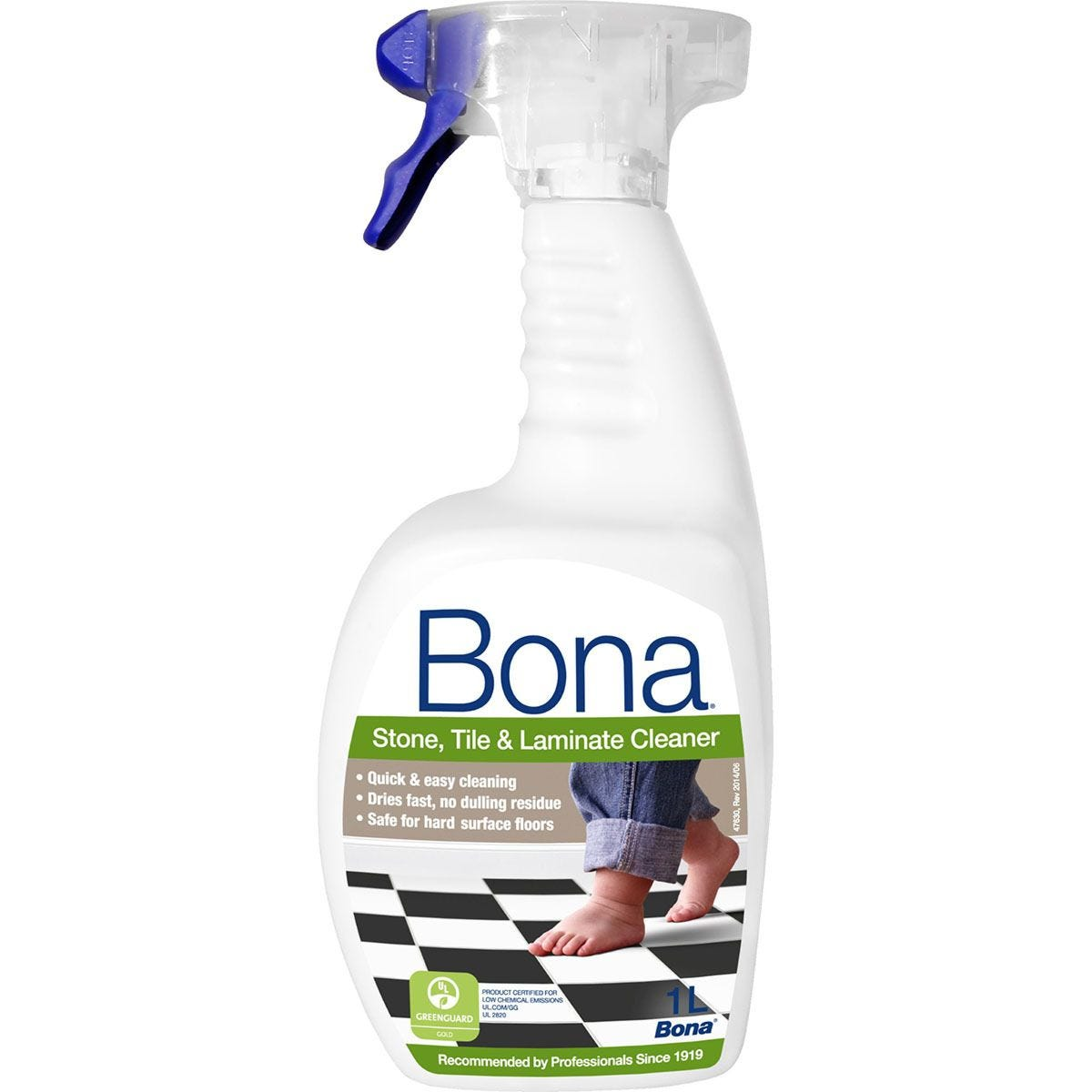 Bona Stone, Tile and Laminate Floor Cleaner Spray - 1L
