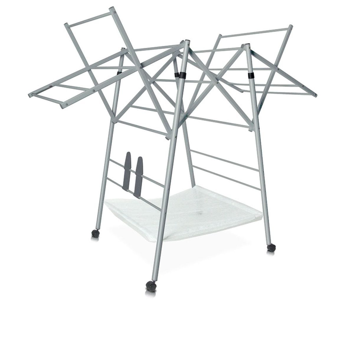 Addis Deluxe Superdry Airer - Metallic