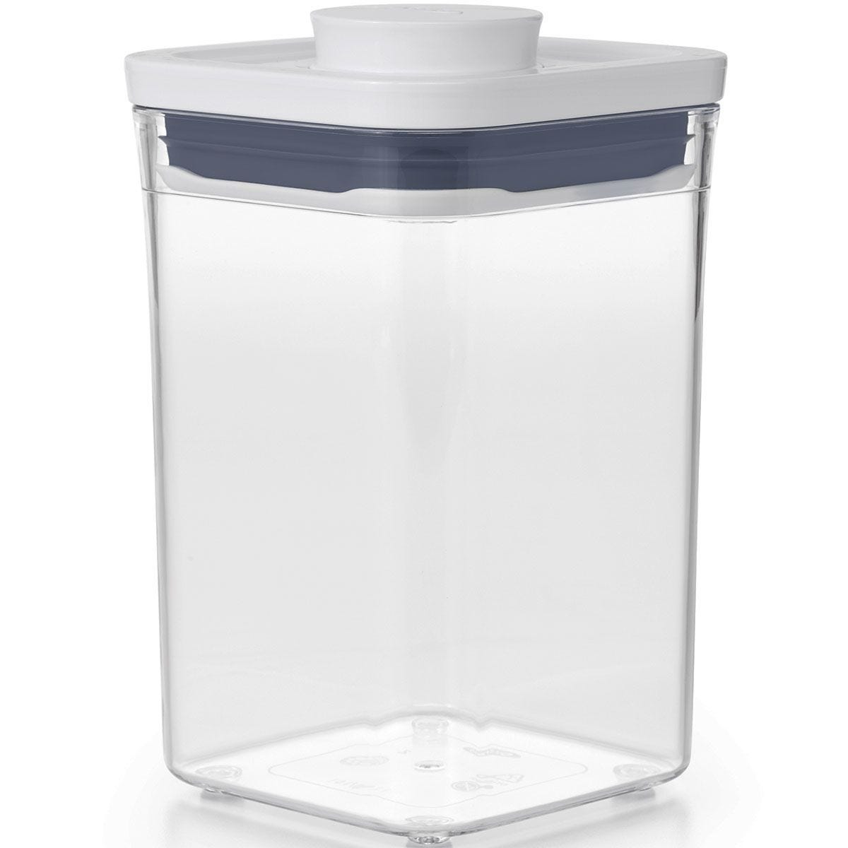 Oxo Good Grips Pop 2.0 Small Square Short Container - 1L