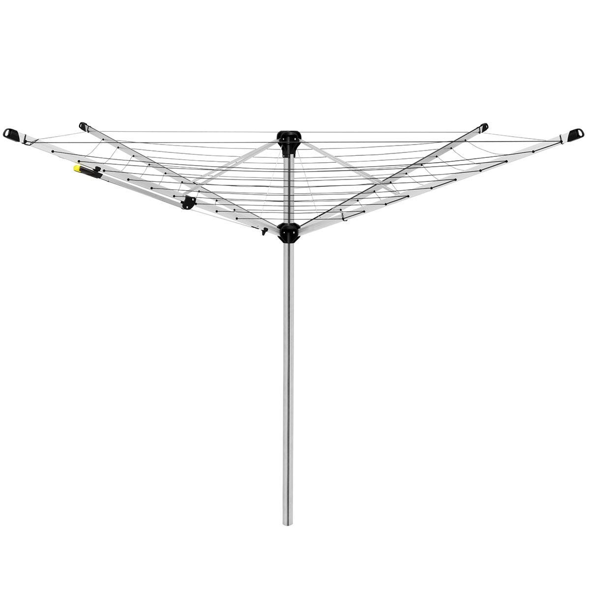 Addis Easi-Lift 4 Arm Rotary Airer