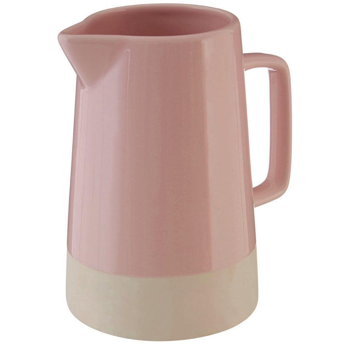 Premier Housewares Jura Water Jug - Pink