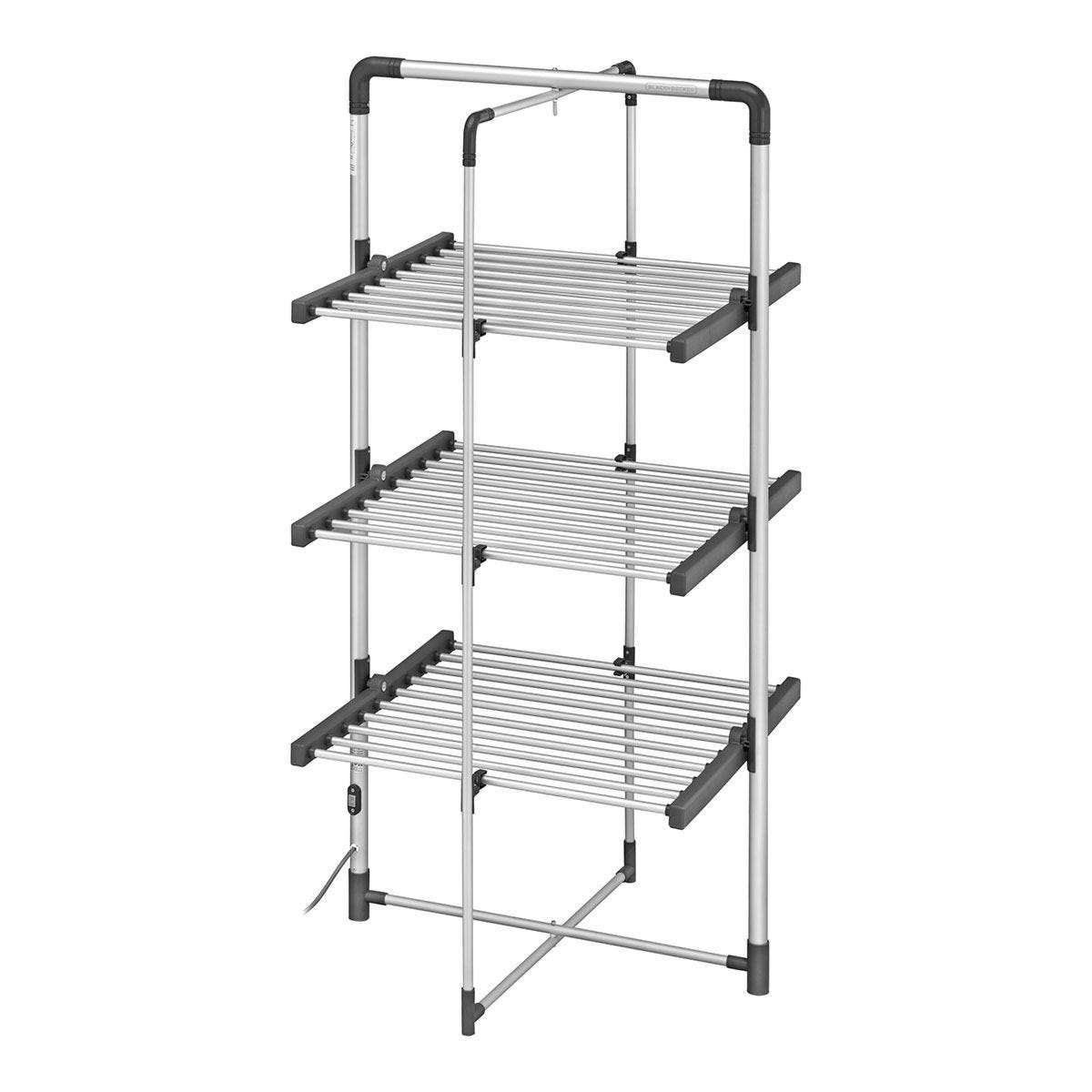 Black and Decker 3 Tier Heated Airer