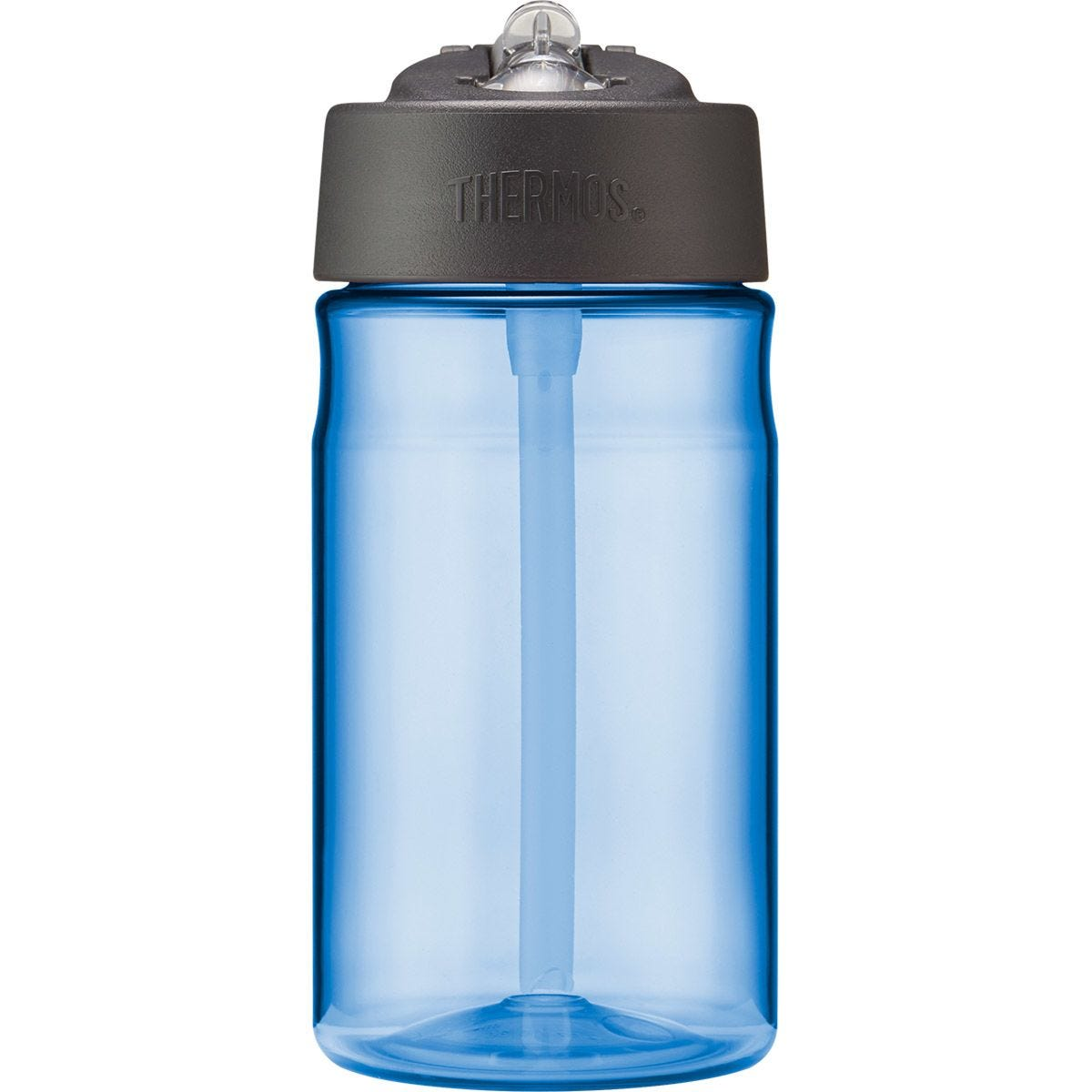 Thermos Hydration Bottle with Straw 355ml - Blue