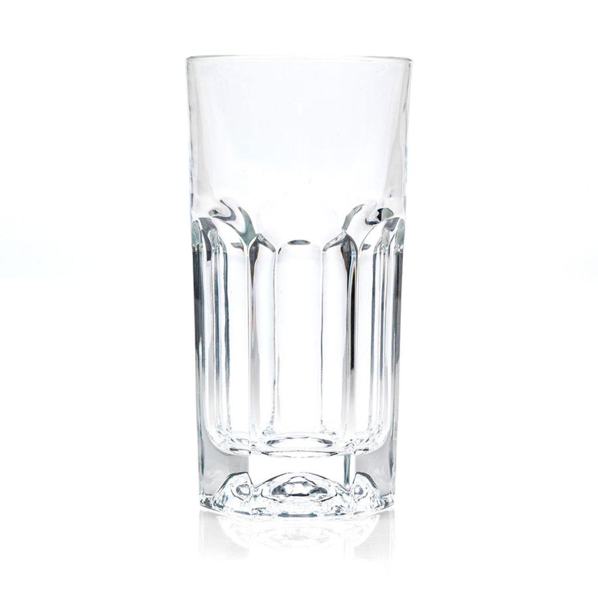 RCR Provenza 370ml Crystal Hi-ball Glasses - Set of 6