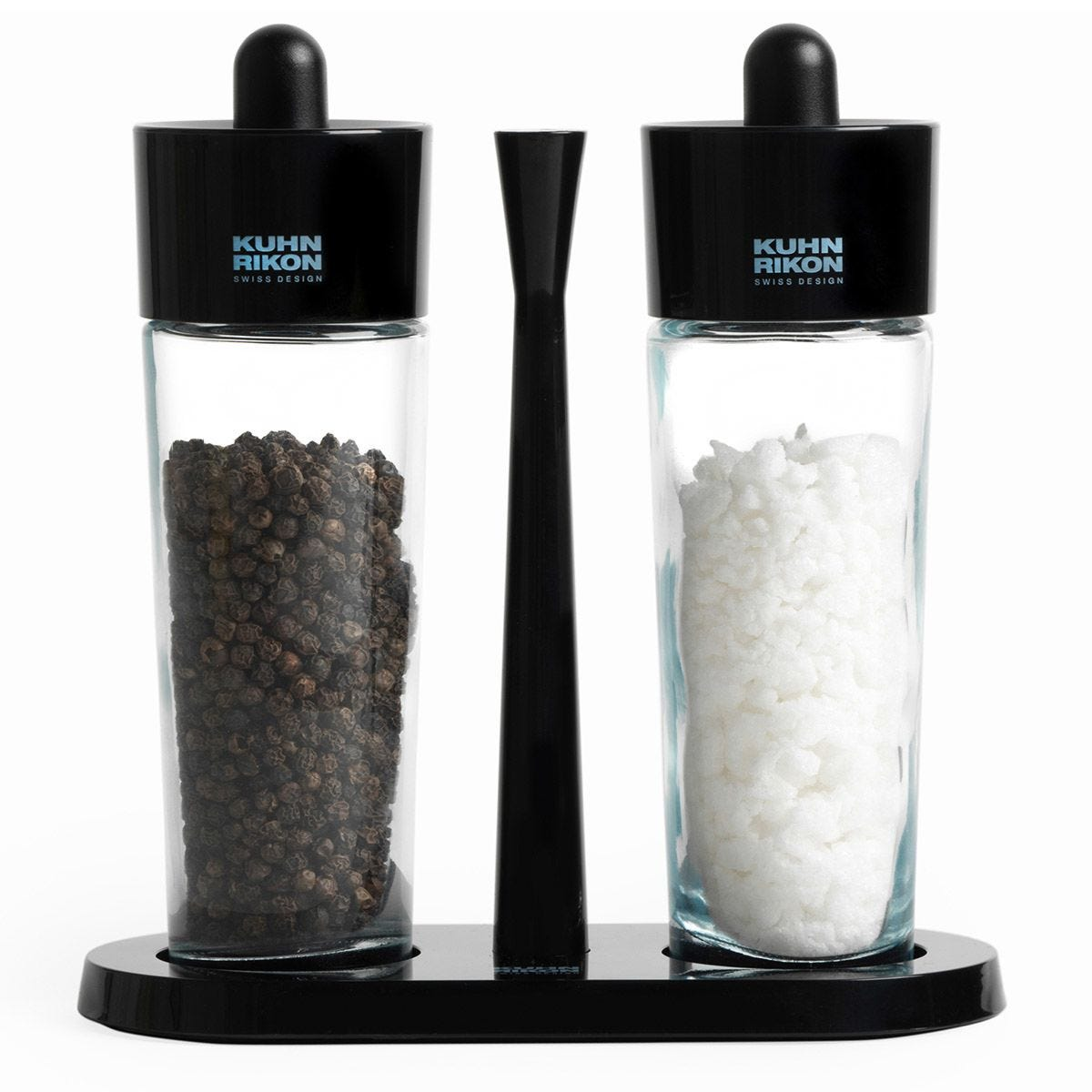 Kuhn Rikon Glass Salt and Pepper Set