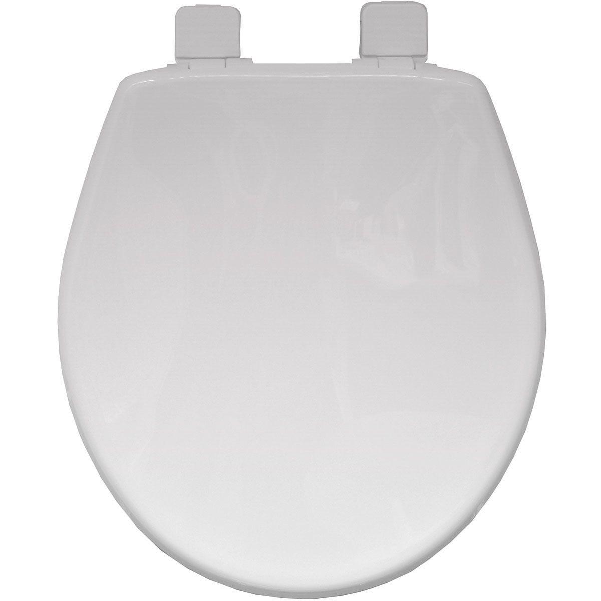 Bemis Thermoplastic Upton Statite Slow Close Toilet Seat