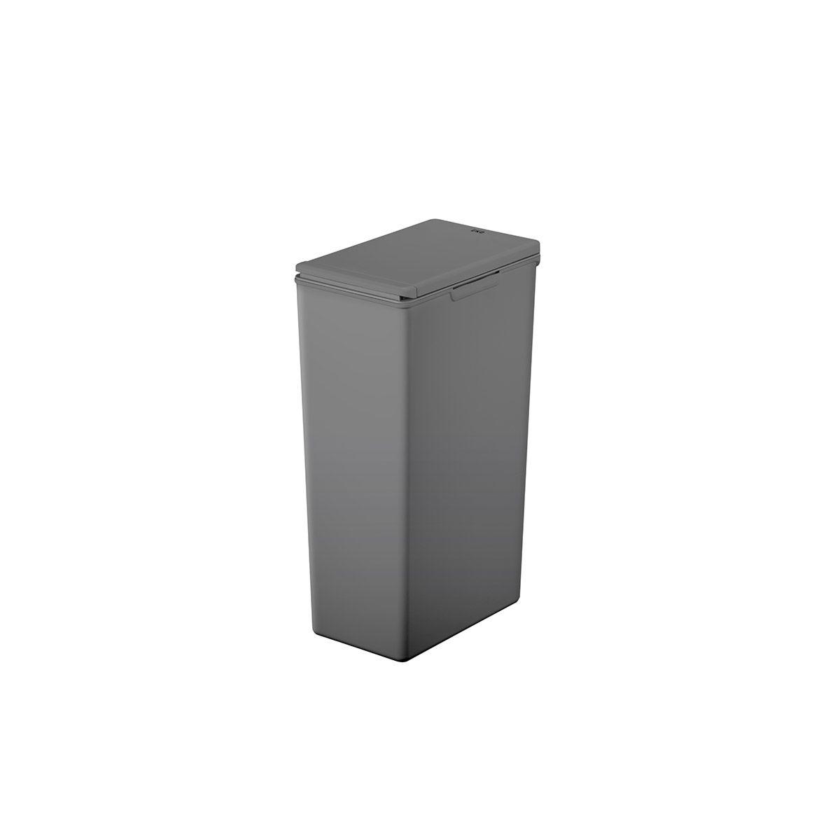 EKO Morandi 30L Touch Bin - Dark Grey