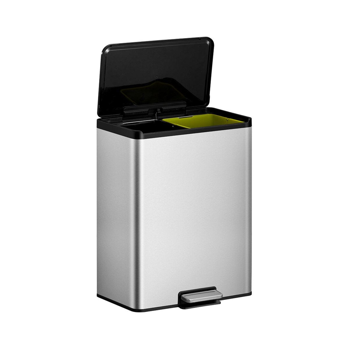 EKO Essential Recycler Bin 20+20L