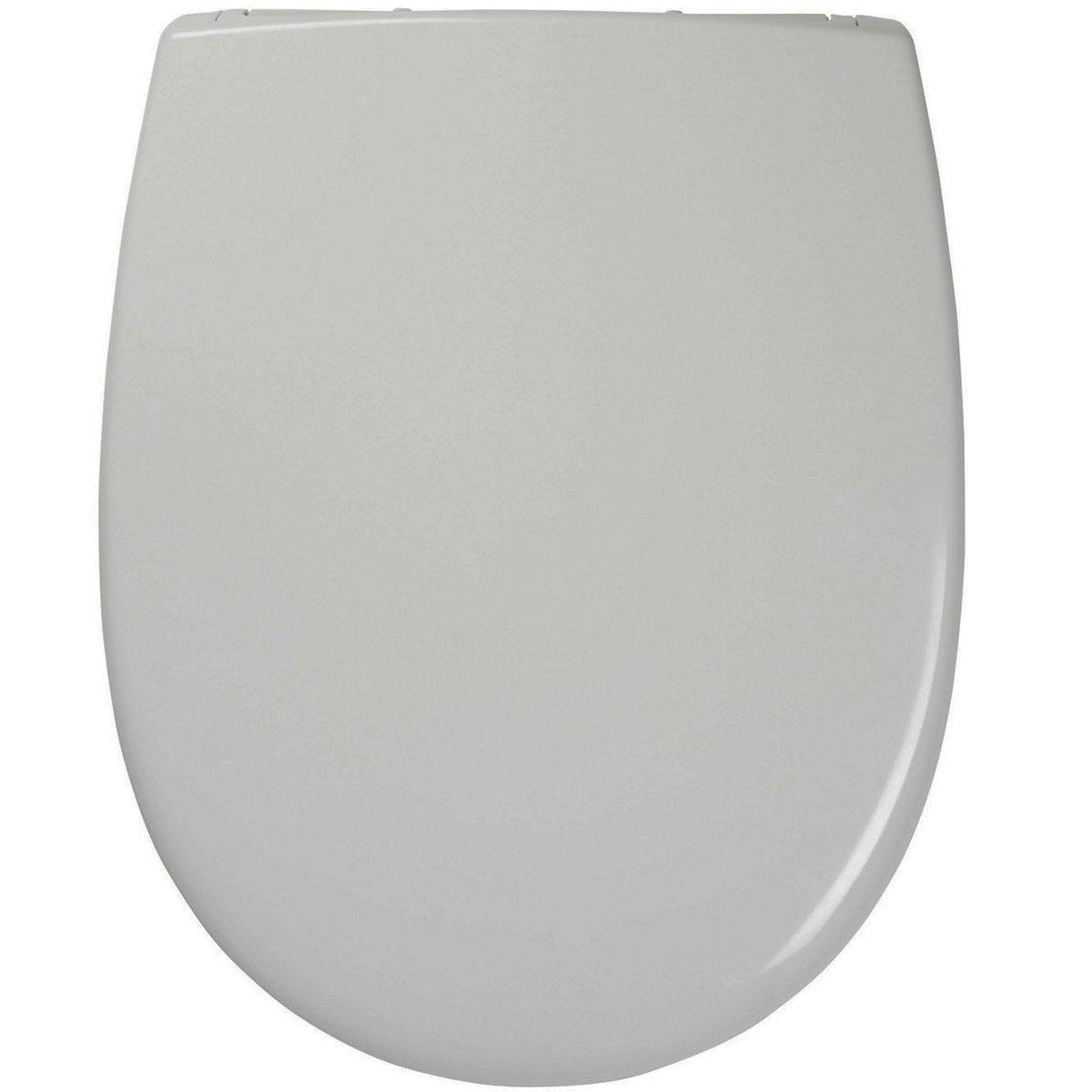 Bemis Thermoplastic Push Button Top Fix Slow Close Toilet Seat