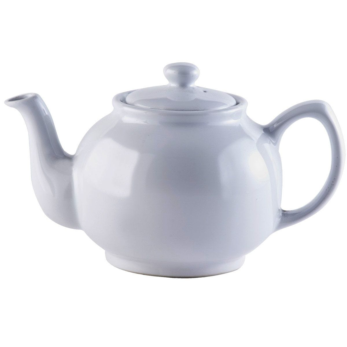 Price & Kensington 6-Cup Teapot - White
