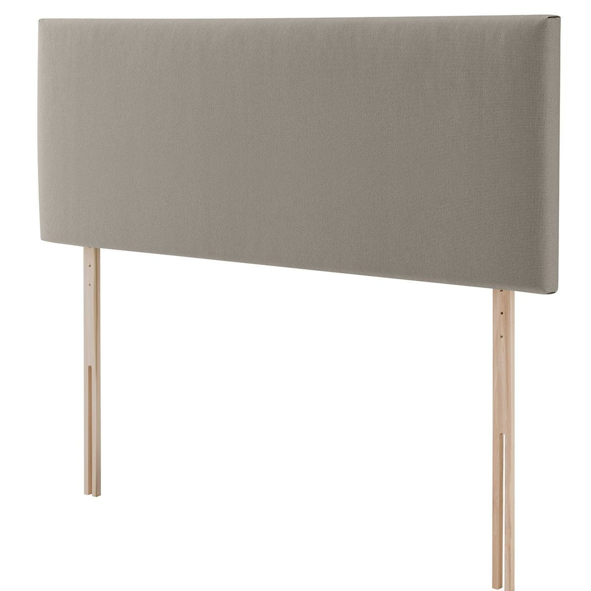 Silentnight Lyon Sand Headboard - King