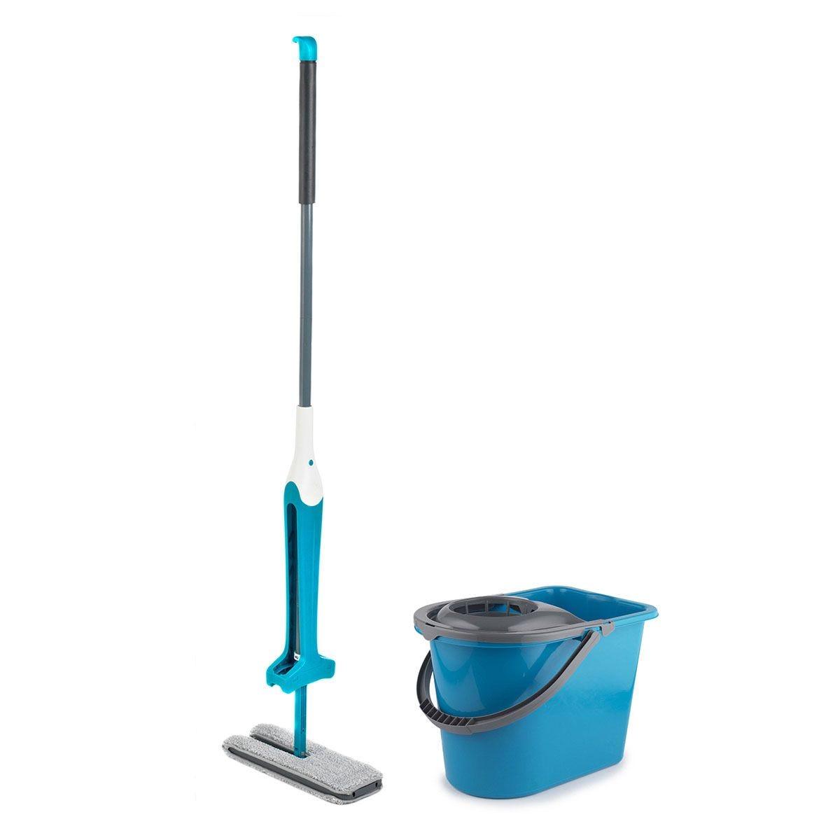 Beldray Squeegee Mop and Bucket Set