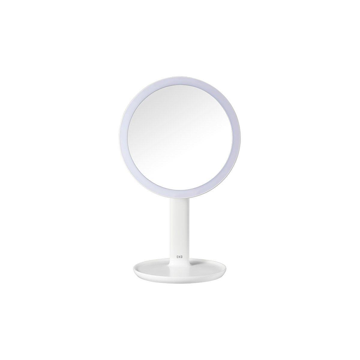 EKO iMira Mini 5X Magnifying Mirror - White