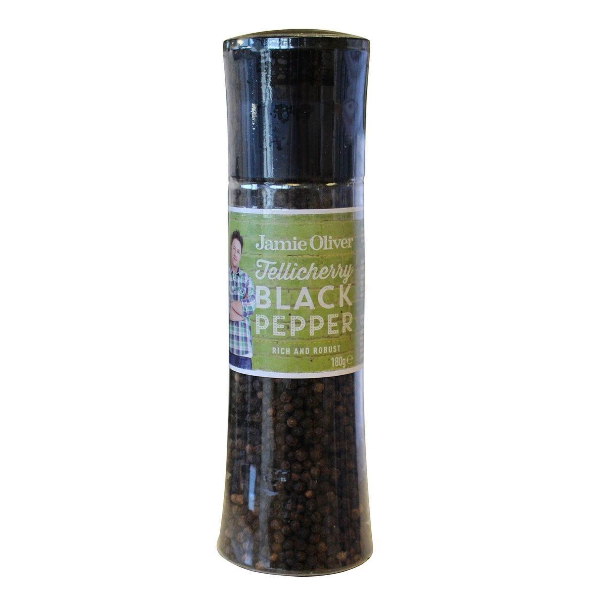Jamie Oliver Tellicherry Black Pepper Mill