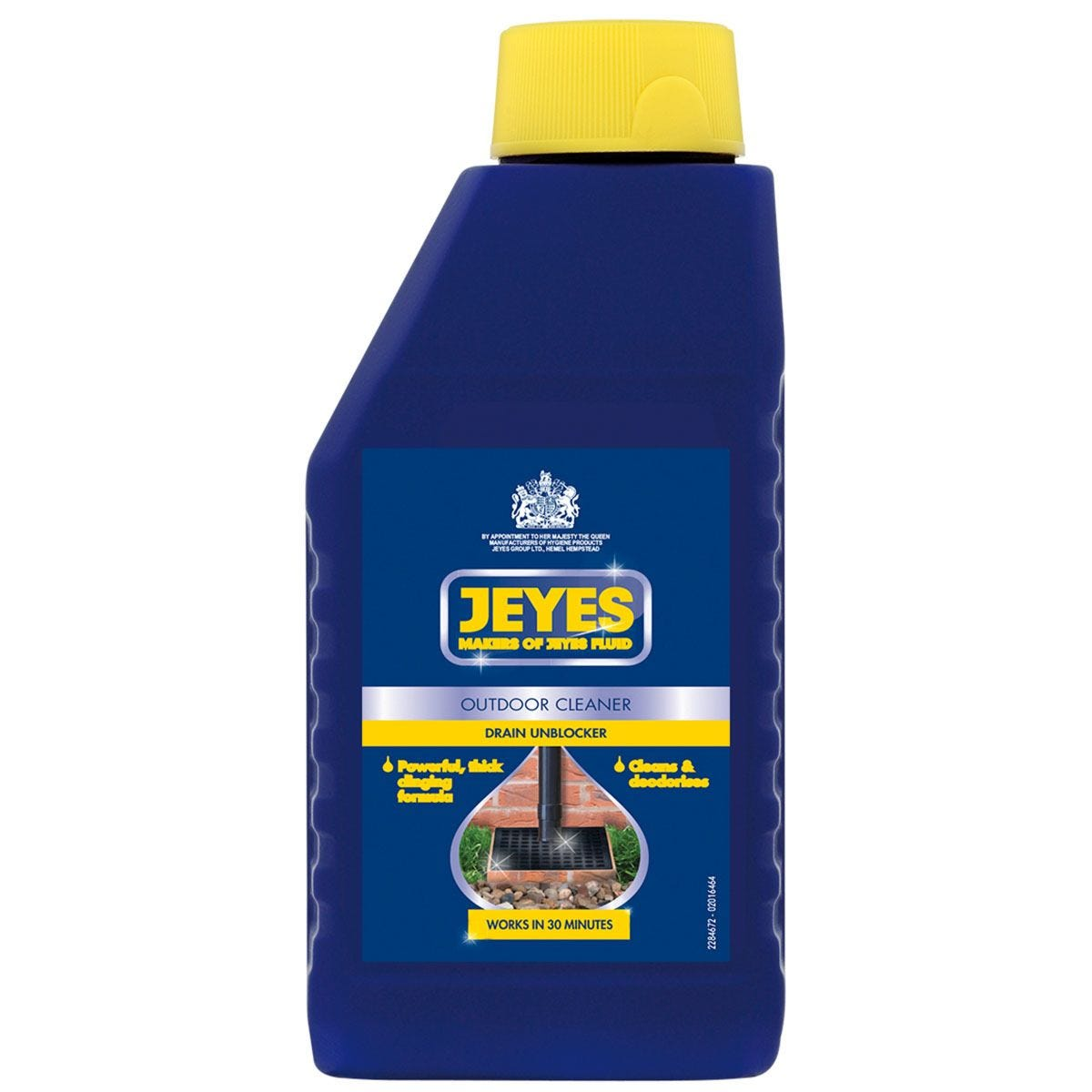 Jeyes Drain Unblocker - 1L