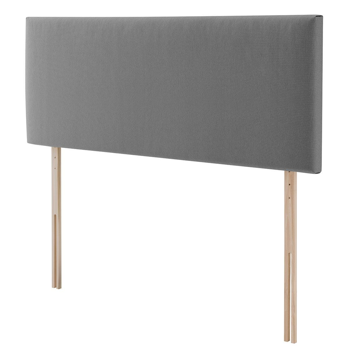 Silentnight Lyon Grey Headboard - Single