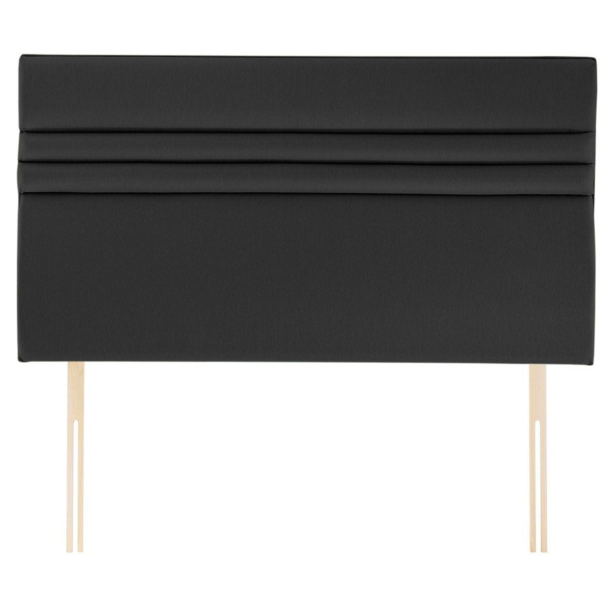 Silentnight Roma Ebony Headboard - Double