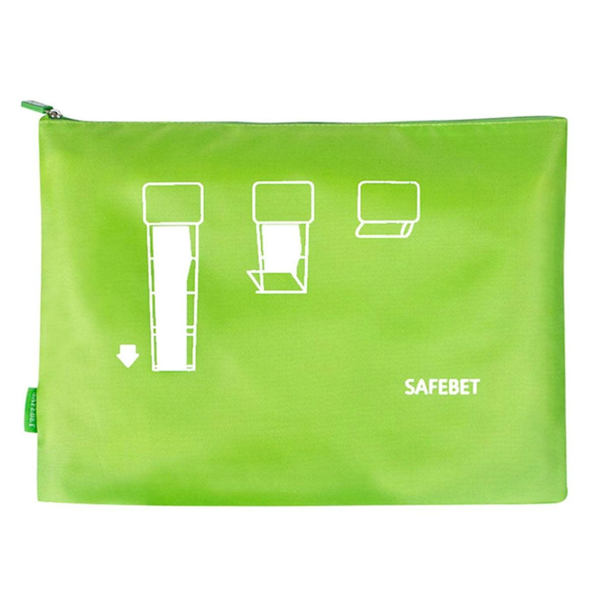 Haven Flo Travel Garment Bag - Green