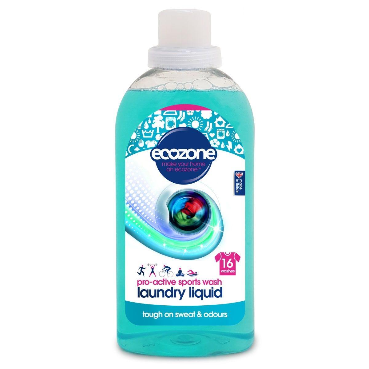 Ecozone Pro-Active Sports Detergent