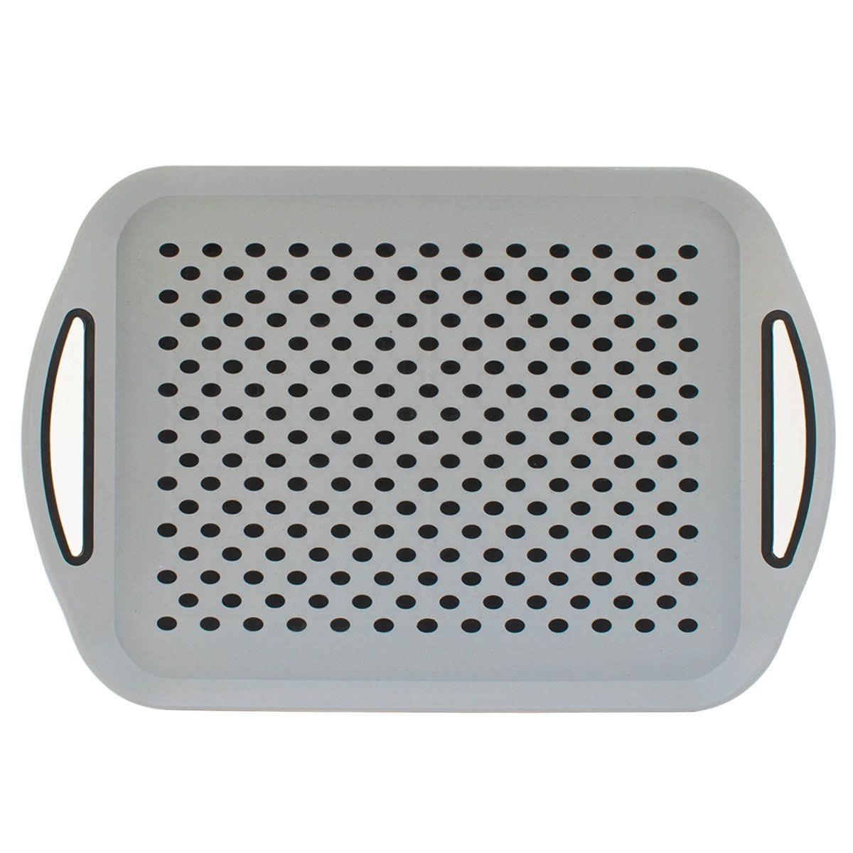 Non Slip Lap Tray - Grey