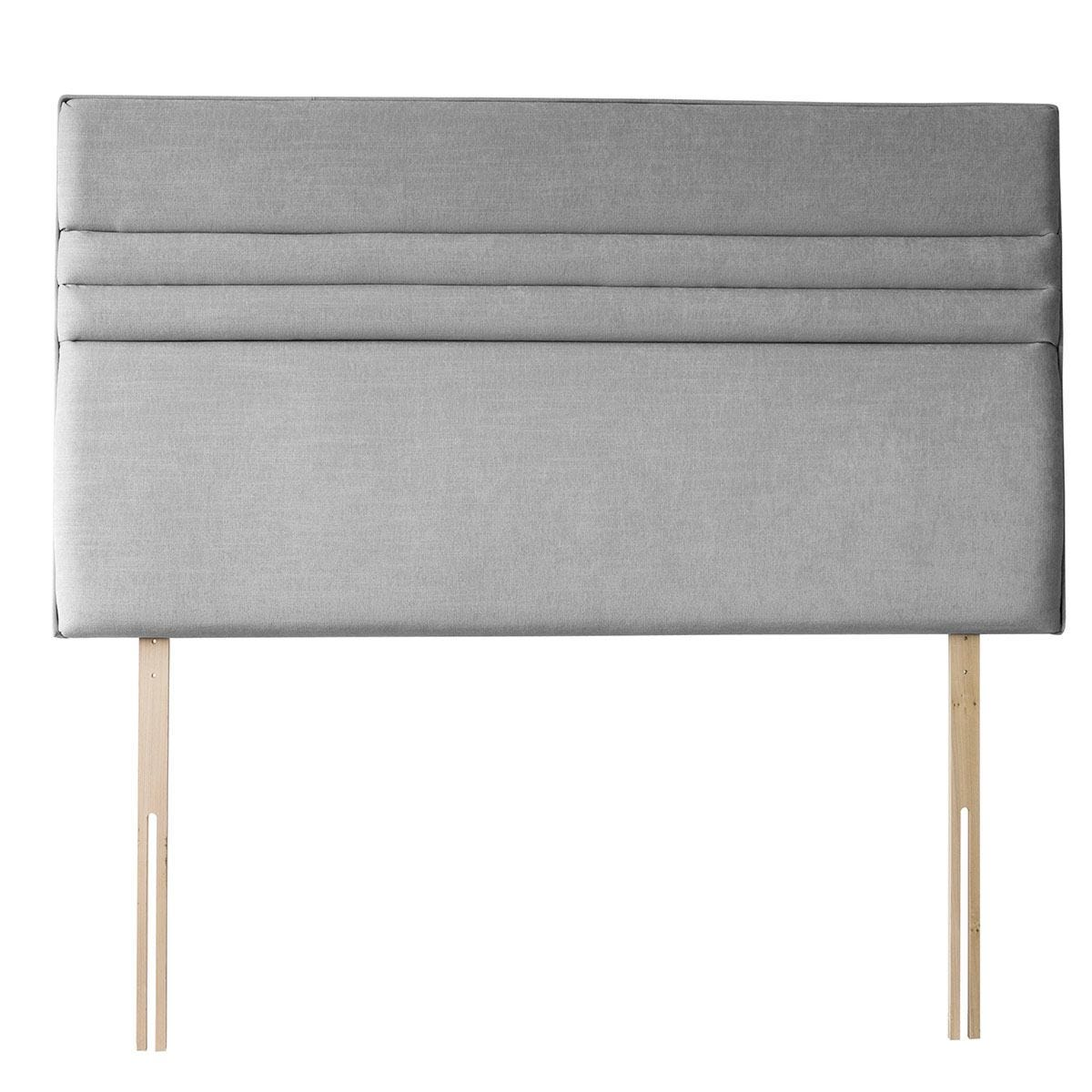 Silentnight Roma Grey Headboard - Double