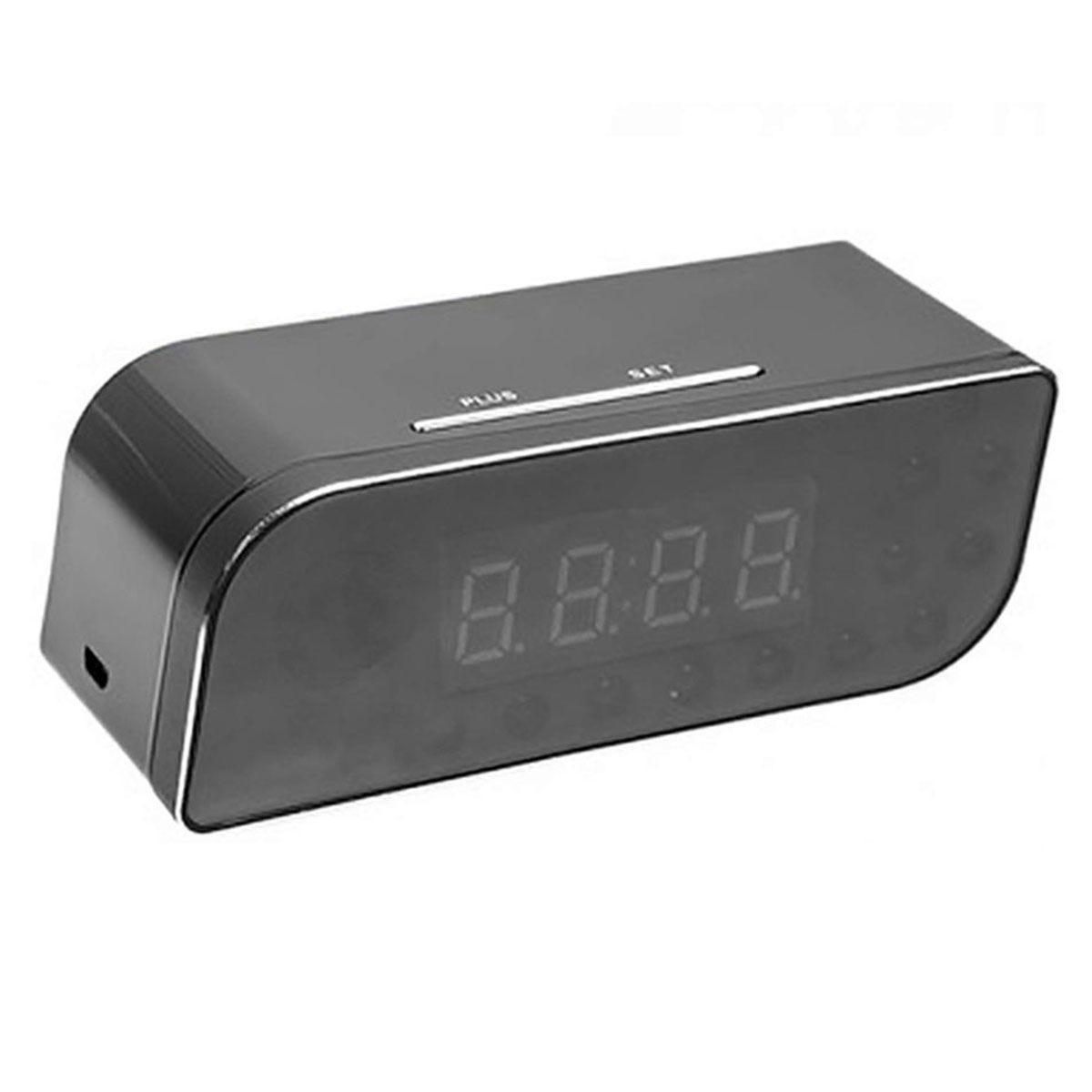 Covert IP Camera Digital Clock