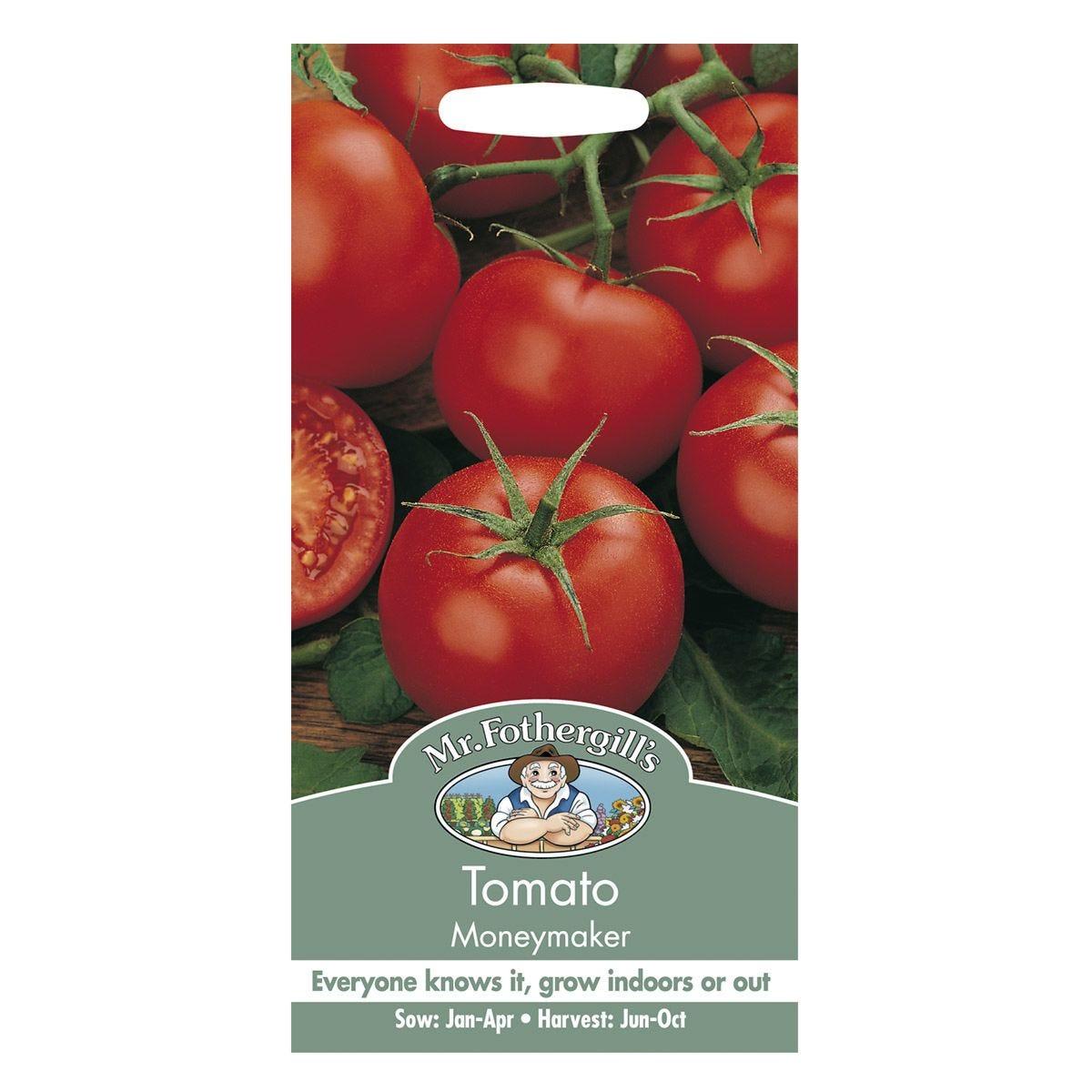 Mr Fothergill's Tomato Moneymaker Seeds
