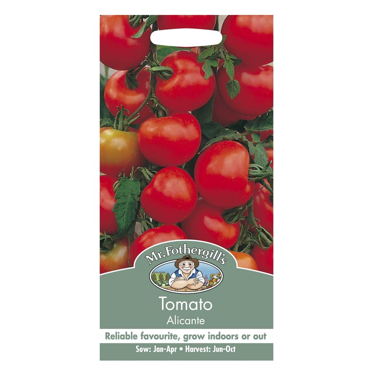 Mr Fothergill's Tomato Alicante Seeds