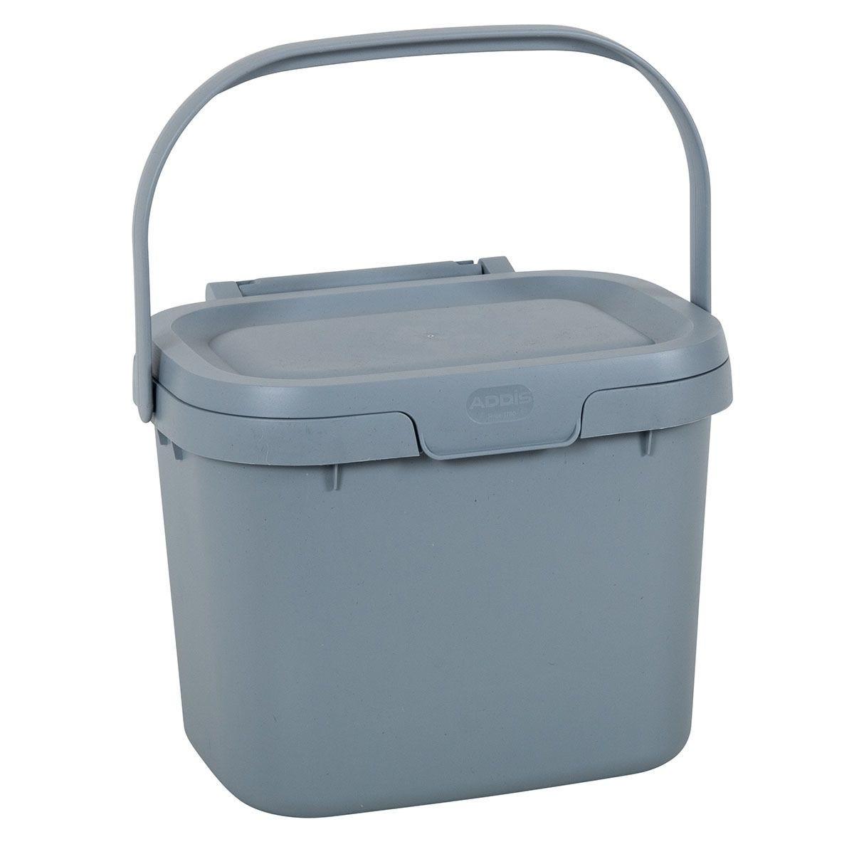 Addis Eco Compost Caddy - Grey