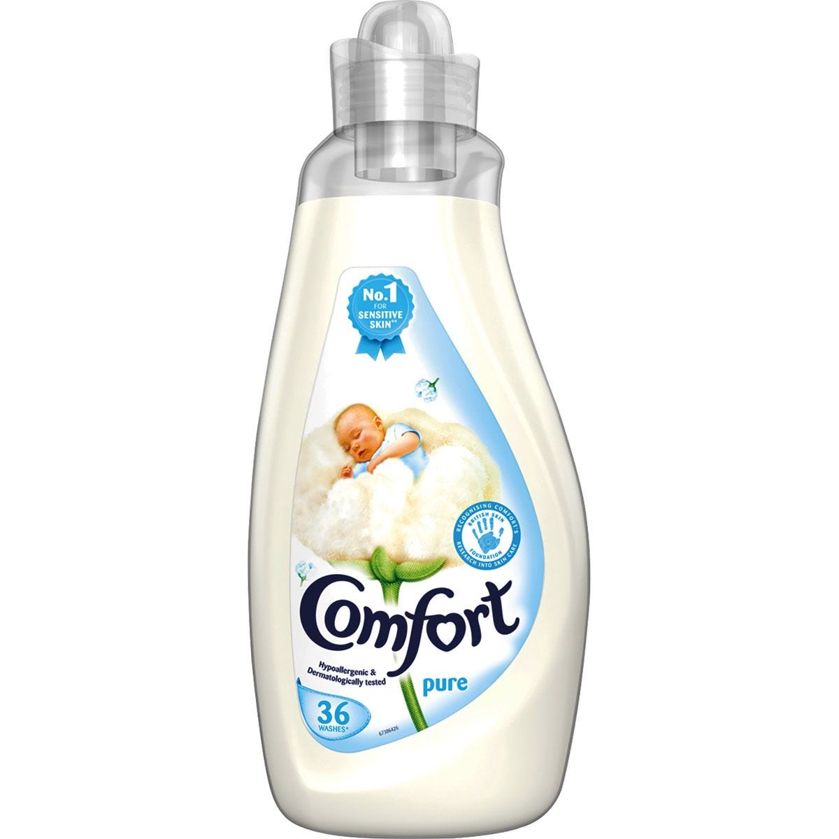 Comfort Pure Fabric Conditioner - 1.26L