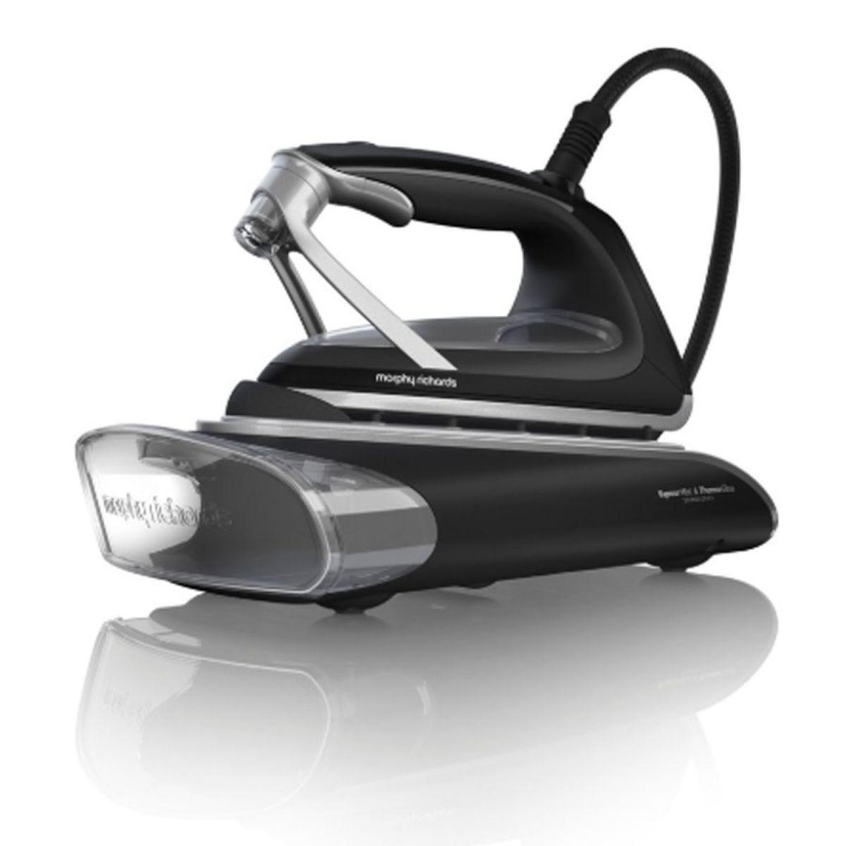 Morphy Richards Redefine ATOMist Vapour Iron - Black