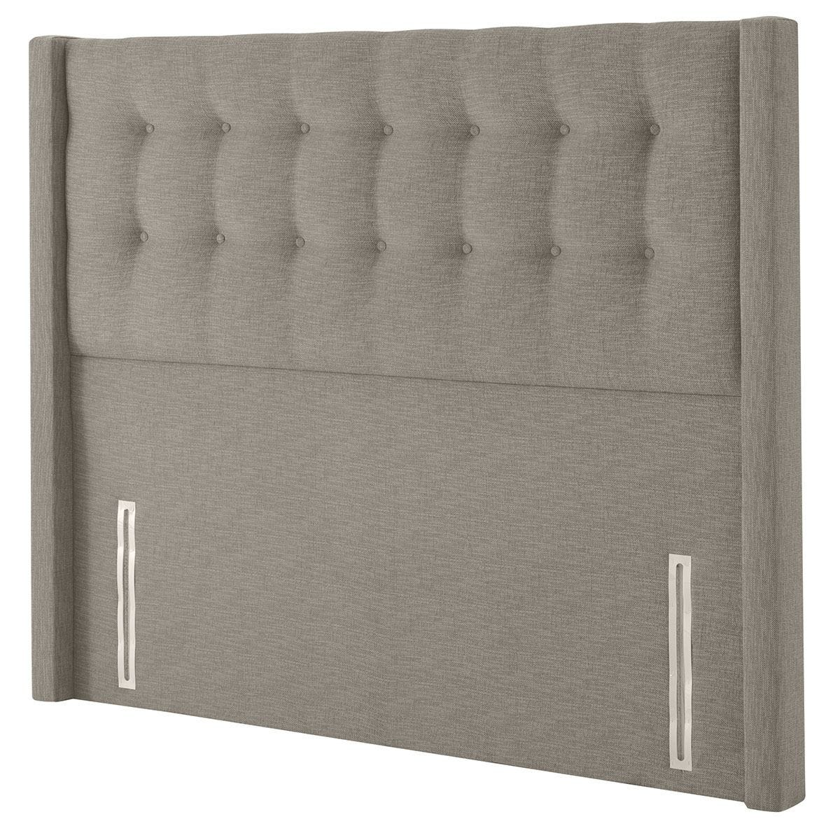 Silentnight Bloomsbury Sand Headboard - Super King