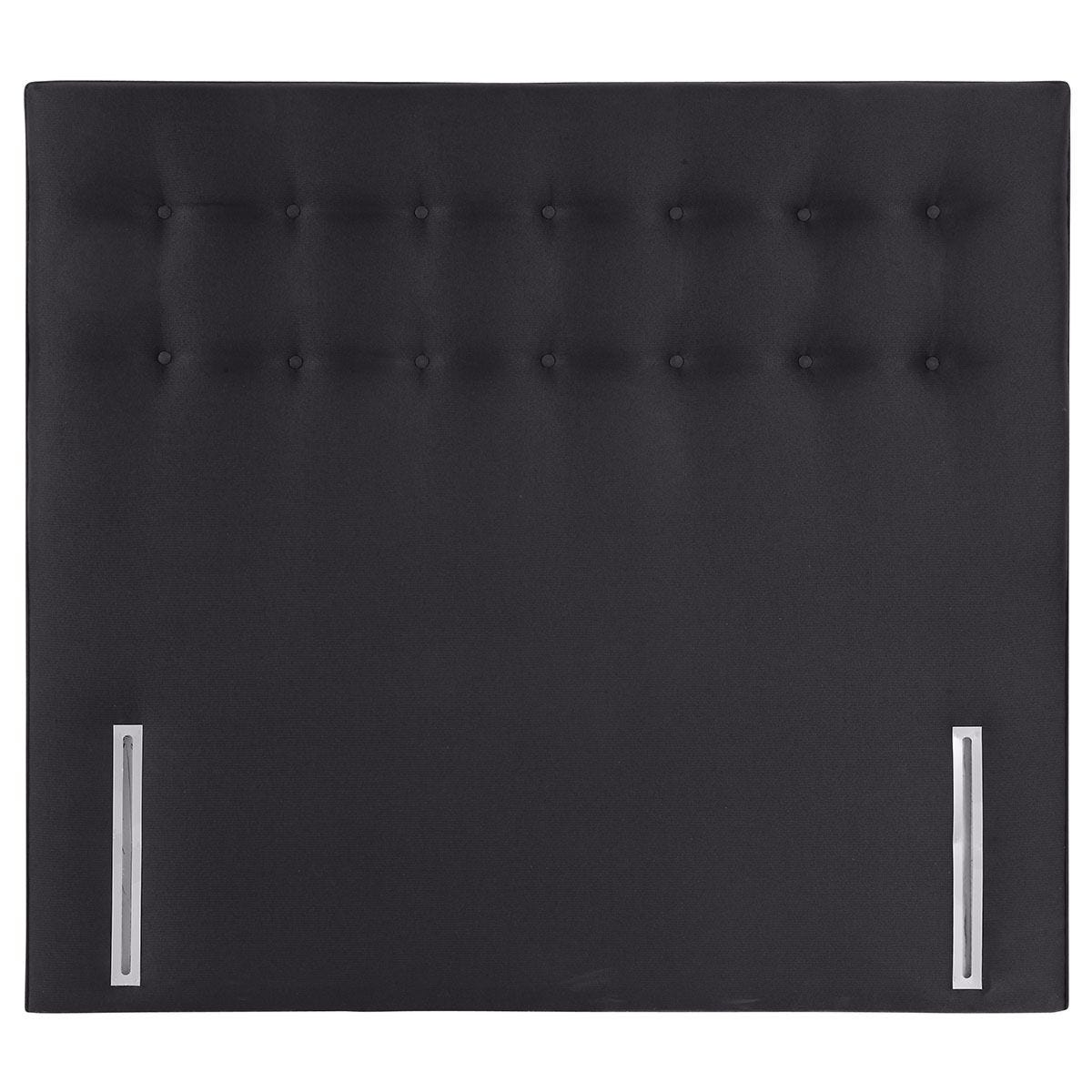 Silentnight Goya Ebony Headboard - King