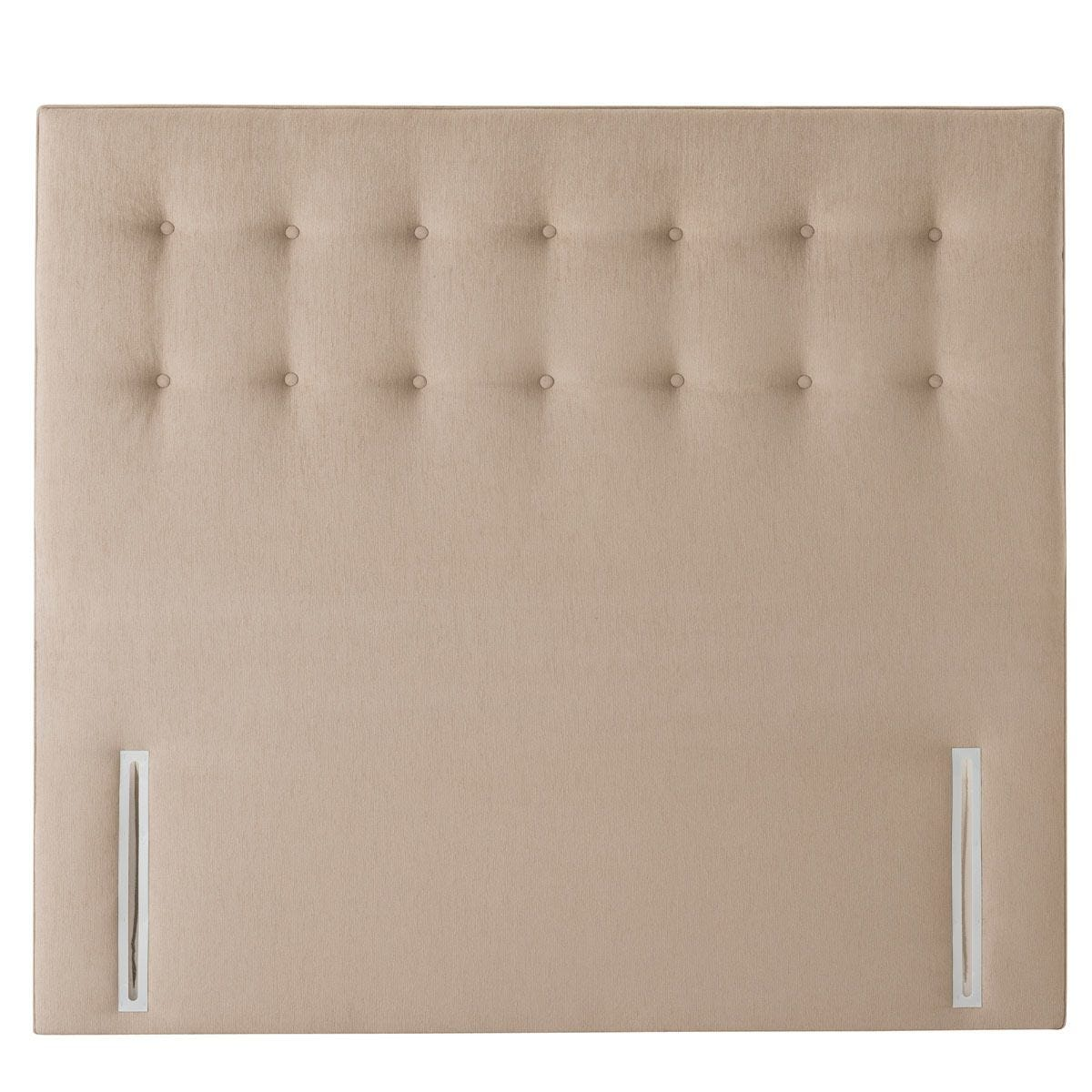 Silentnight Goya Sand Headboard - Super King
