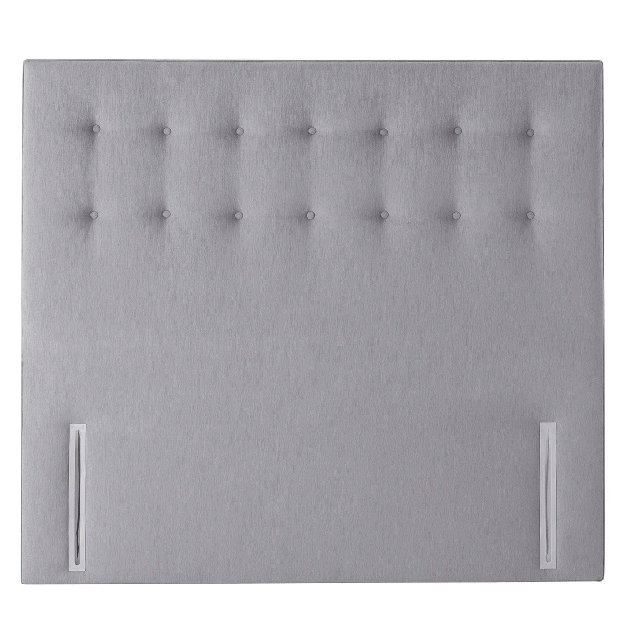 Silentnight Goya Grey Headboard - Super King