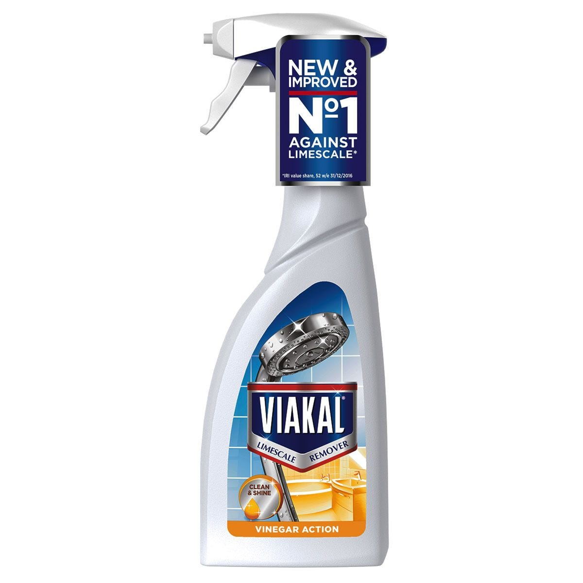 Viakal Vinegar Limescale Spray - 500ml